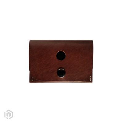 Купить Бумажник MattPear Wallet Brown за 81,90 в магазине Кальянная Республика