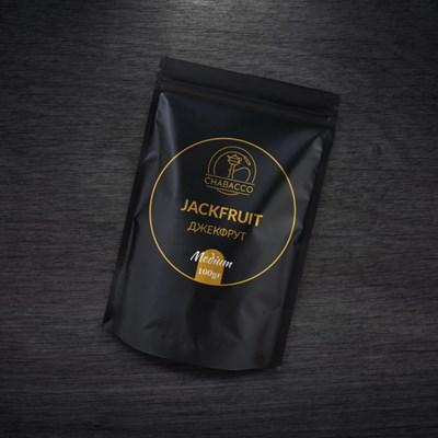 Купить Chabacco 100 г Джекфрут средний за 19,90 в магазине Кальянная Республика