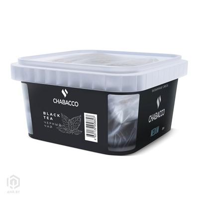 Купить Chabacco 200 г Чёрный чай средний за 34,00 в магазине Кальянная Республика