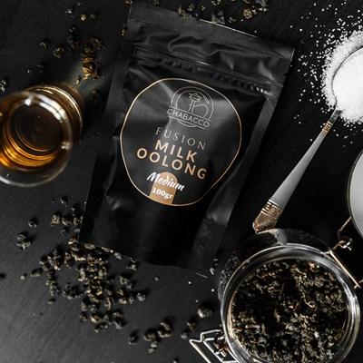 Купить Chabacco Fusion 100 г Молочный улун средний за 19,90 в магазине Кальянная Республика