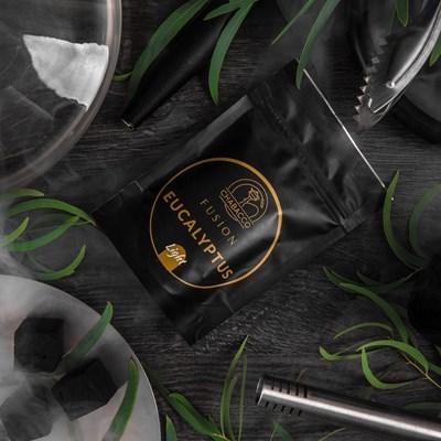 Купить Chabacco Fusion 100 г Эвкалипт средний за 19,90 в магазине Кальянная Республика