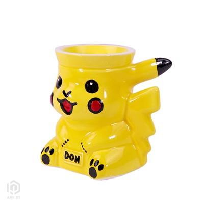 Купить Чаша для кальяна DON Anime Pika за 59,99 в магазине Кальянная Республика