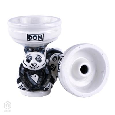 Купить Чаша для кальяна DON Panda за 25,00 в магазине Кальянная Республика