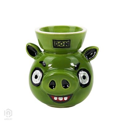 Купить Чаша для кальяна DON Pig за 59,99 в магазине Кальянная Республика