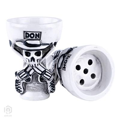 Купить Чаша для кальяна DON Pirate за 25,00 в магазине Кальянная Республика