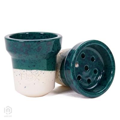 Купить Чаша для кальяна Fox Бочка white за 24,99 в магазине Кальянная Республика
