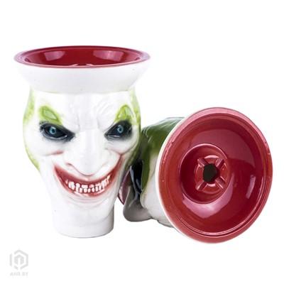 Купить Чаша для кальяна GrynBowls Joker за 33,00 в магазине Кальянная Республика