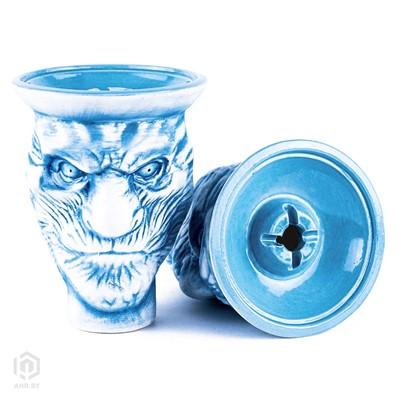 Купить Чаша для кальяна GrynBowls White Walker за 33,00 в магазине Кальянная Республика