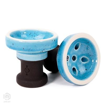 Купить Чаша Orden Da Vinci турка голубая глазурь за 24,99 в магазине Кальянная Республика
