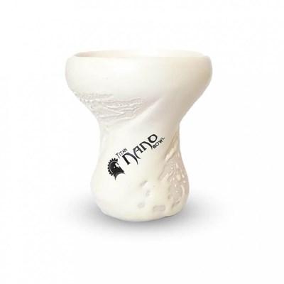 Купить Чаша Titan Bowl Nano - Empire Matte Cream за 31,9 в магазине Кальянная Республика