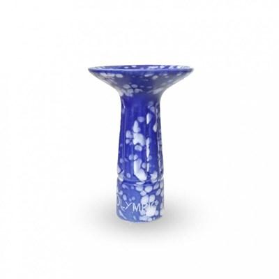 Купить Чаша Titan Bowl Olympic - Cosmos Stains Blue за 37,15 в магазине Кальянная Республика