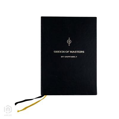 Купить Еженедельник кальянного мастера Orden of masters за 62,99 в магазине Кальянная Республика