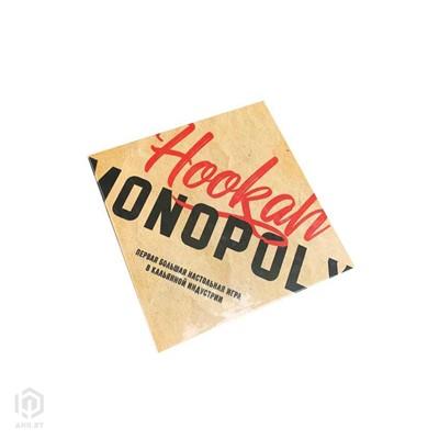 Купить Игра настольная Hookah Monopoly за 115,00 в магазине Кальянная Республика
