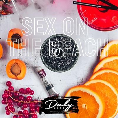"""Купить Кальянная смесь """"Sex on the beach"""" 50гр за 11,00 в магазине Кальянная Республика"""