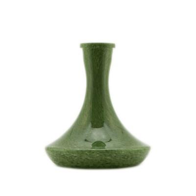 Купить Колба для кальяна HookahTree C3 алебастр зелёный за 61,8 в магазине Кальянная Республика