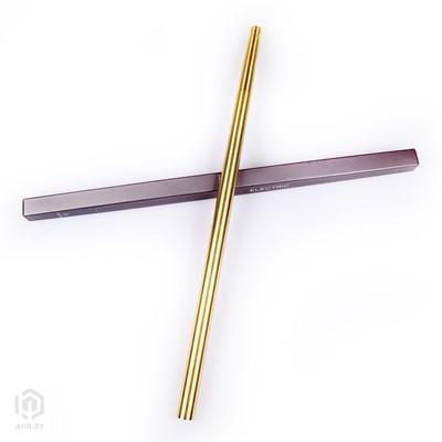 Купить Мундштук для кальяна Orden Electric Gold за 59,90 в магазине Кальянная Республика