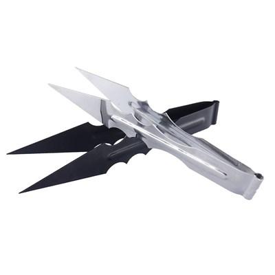 Купить Щипцы для кальяна Dark Blade за 11,90 в магазине Кальянная Республика