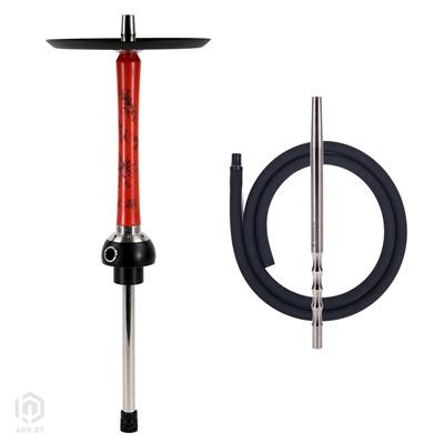 Купить Шахта для кальяна Orden Tesla Red Voltage комплект за 289,99 в магазине Кальянная Республика