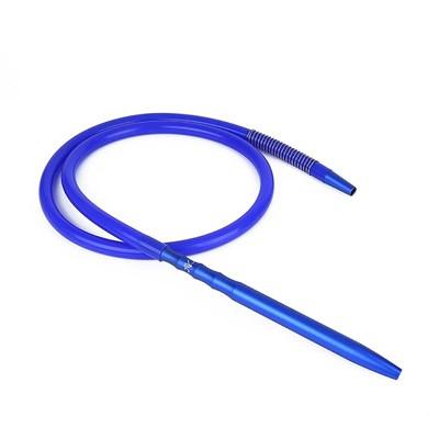 Купить Шланг для кальяна АртКальян HP-71A в сборе синий за 34,7 в магазине Кальянная Республика
