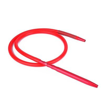 Купить Шланг для кальяна АртКальян HP-71B в сборе красный за 34,7 в магазине Кальянная Республика