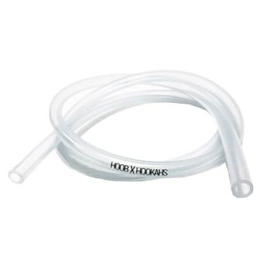 Купить Шланг силиконовый для кальяна Hoob прозрачный за 19,90 в магазине Кальянная Республика