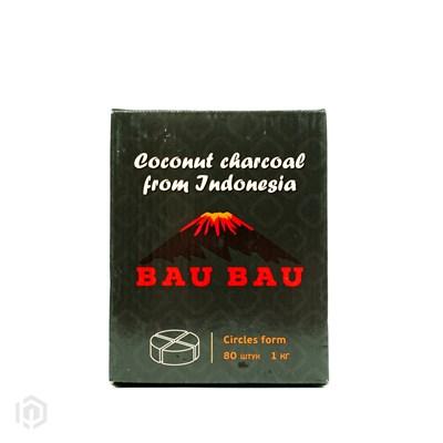 Купить Уголь кокосовый Bau Bau Kaloud 1кг 80шт за 12,45 в магазине Кальянная Республика