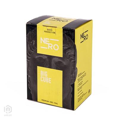 Купить Уголь кокосовый Nero 1кг 72шт 25мм за 14,99 в магазине Кальянная Республика