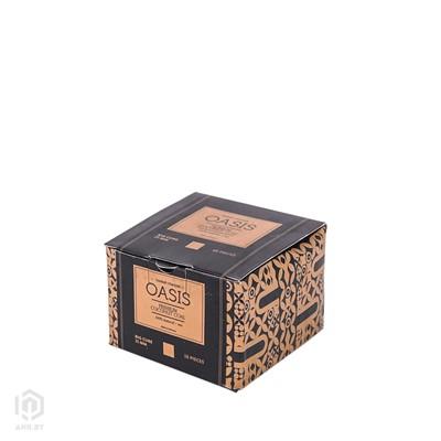 Купить Уголь кокосовый Oasis Premium coal 18шт 25мм за 4,50 в магазине Кальянная Республика