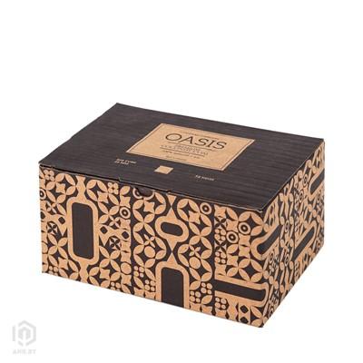 Купить Уголь кокосовый Oasis Premium coal 1кг 72шт 25мм за 15,99 в магазине Кальянная Республика